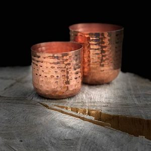 Metal Refillable Candles